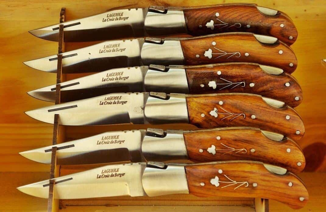 Taschenmesser aus Laguiole, französische Messer, Lifestyle Magazin