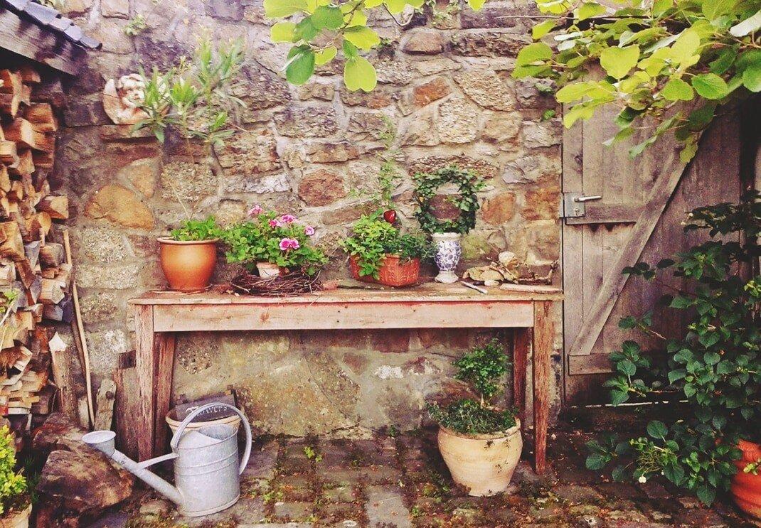 Gartengestaltung für 40+
