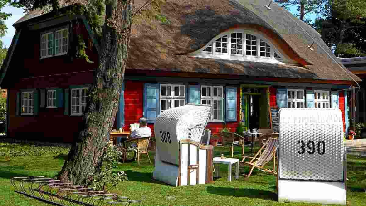 Strandkorb im Garten integrieren, Garten Magazin, Generation 35+