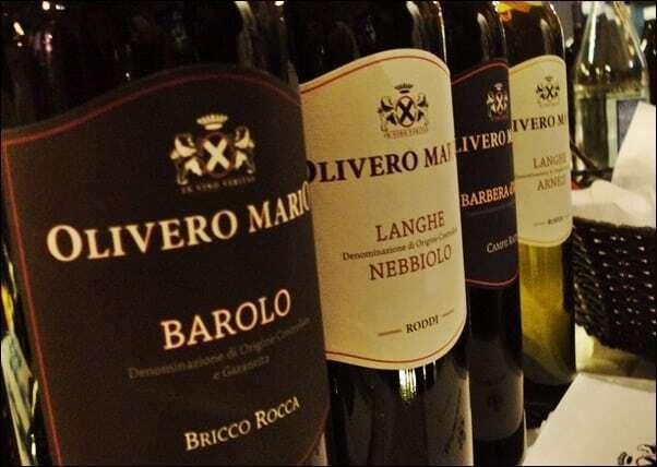 Barolo, König italienischer Weine