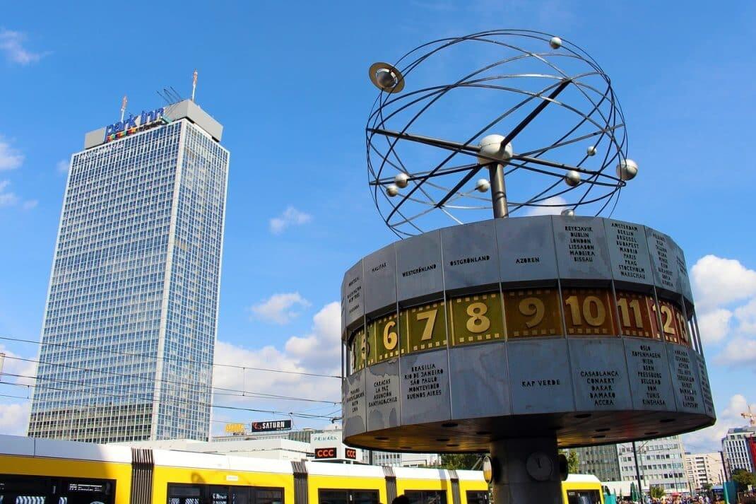 Nach Berlin und wo aussteigen