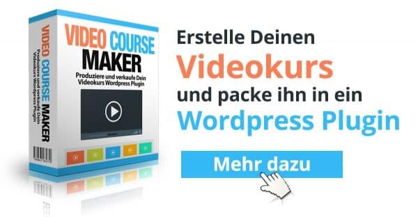 Video Course Maker
