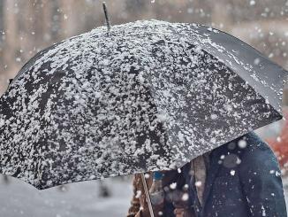 Was ist mit dem Wetter los? Nichts, wir haben nur Winter!