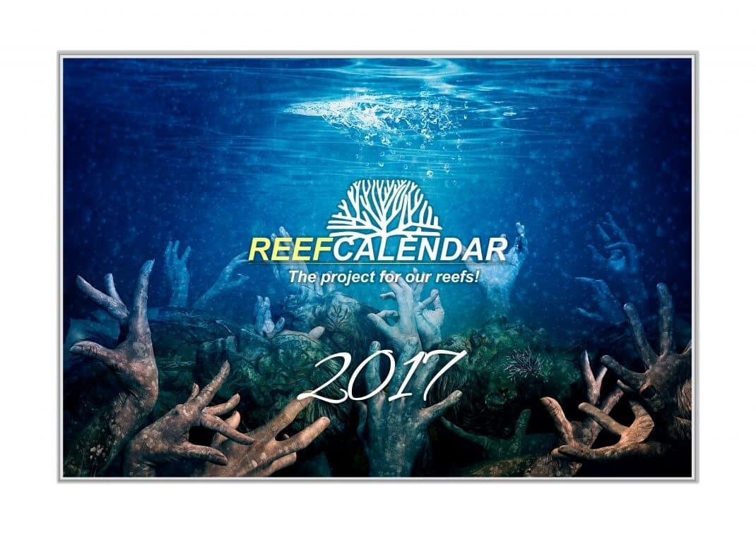 Deckblatt Reefcalendar