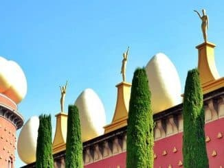 Dalí Museum Figueres, Dalí Ausstellung