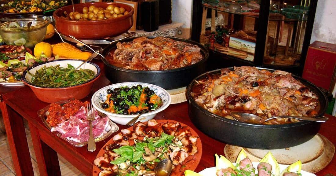 Gastronomie Tricks am Buffet