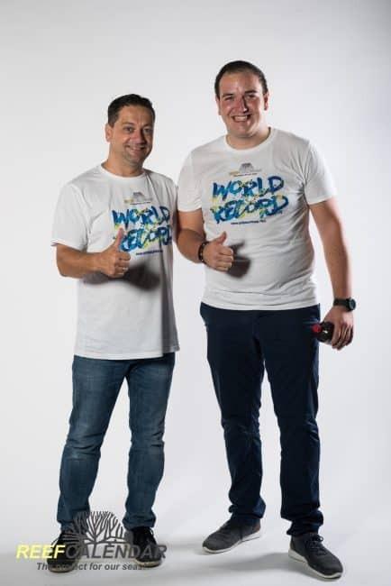 Die Macher: Martin Aigner links und Michael Szirota rechts,
