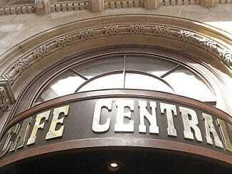 Café Central in Wien