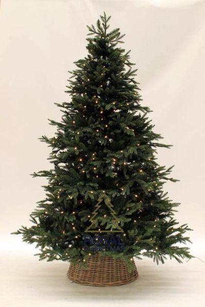 Delaware Deluxe Warm, so echt sieht der künstliche Weihnachtsbaum aus!