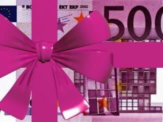 Sinnvolle Geldgeschenke, Geld sparen mit der Generation 35+