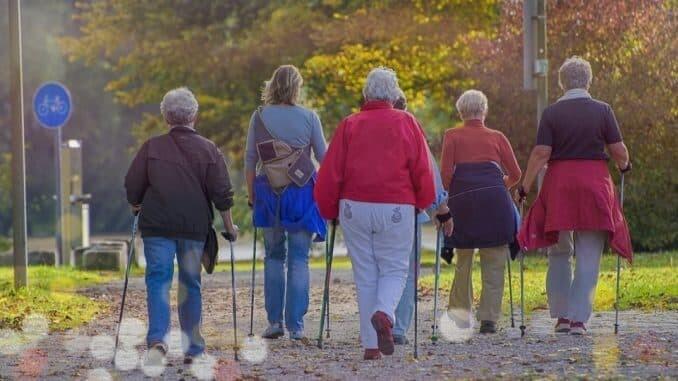 Steigende Lebenserwartung, Deutschland wird aelter