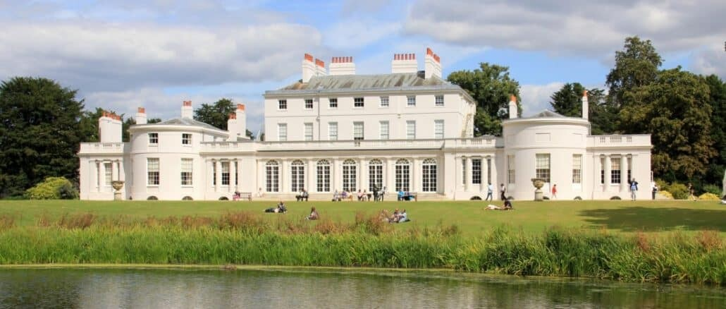 Frogmore House, Reisetipp London und Schloss Windsor