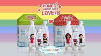 SodaStream Pride Edition