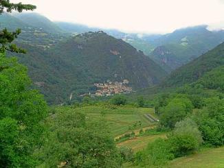 Italien Urlaub, wunderschöne Natur