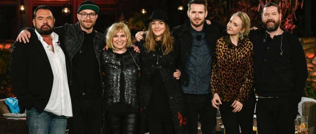 Marian Gold, Mark Forster, Mary Roos, Judith Holofernes, Johannes Strate, Leslie Clio, Rea Garvey