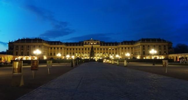 Städtereise Wien | Das Schloss Schönbrunn