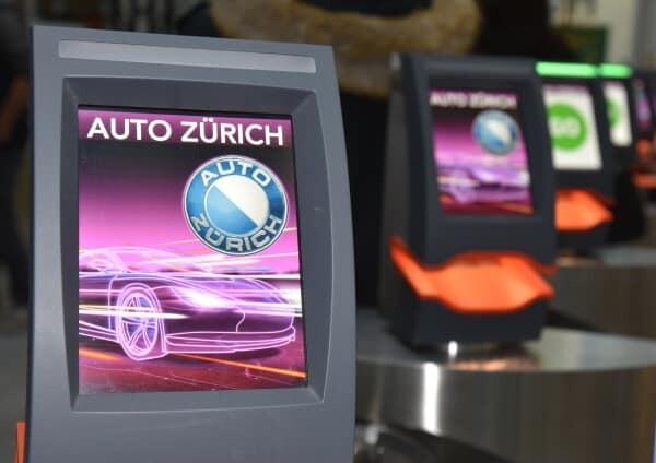 Auto Zürich Car Show, ein Highlight, nicht nur in der deutschsprachigen Schweiz