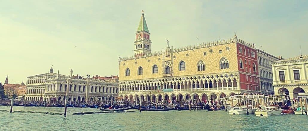 Venedig, Nachtzug Italien, Zug nach Venedig, #enjoyrespectvenezia