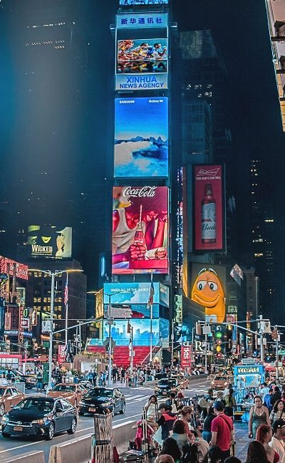 Broadway, Konzertkarten