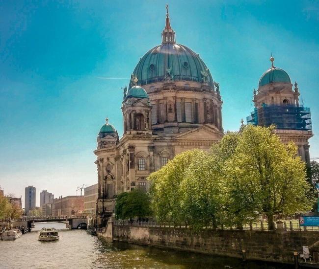 Die schönsten Sehenswürdigkeiten in Berlin, Berliner Dom am Alexanderplatz