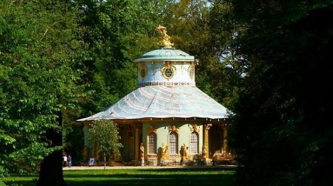 Von Berlin nach Potsdam, den Schlosspark Sanssouci erleben