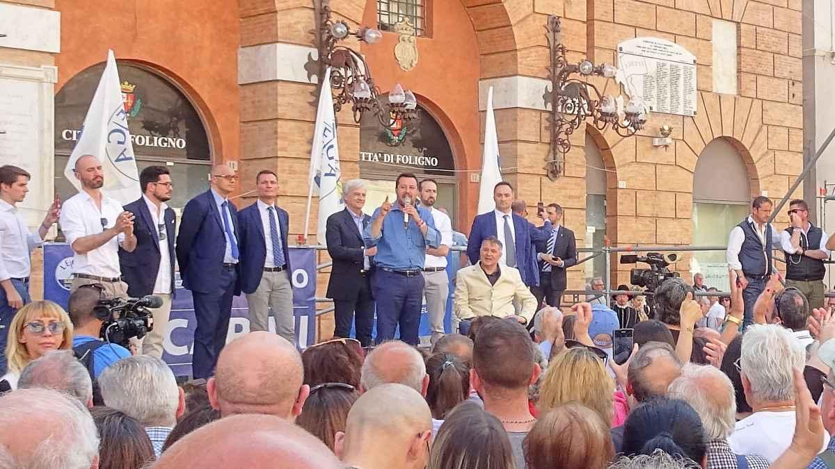 Europa unter der Fuchtel, Salvini, Magazin, Kolumne