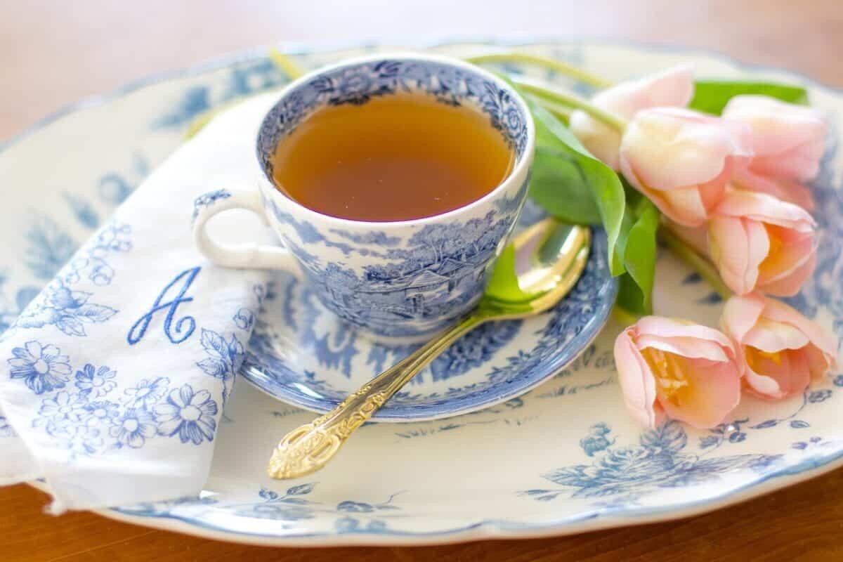 Wie wäre es mit einer Tasse Tee?