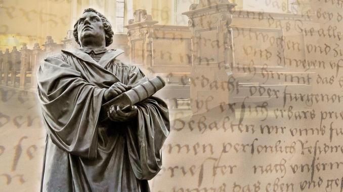 Wer war Martin Luther, Reformationstag, Magazin, Kolumne