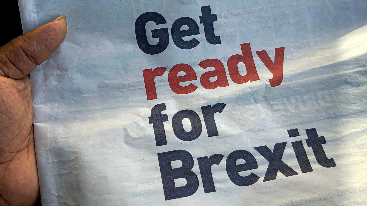 Es werde Brexit!