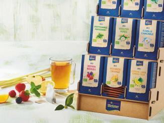 Tee in Bio-Qualität nun auch im Hotel und Restaurant Messmer Bio ProfiLine