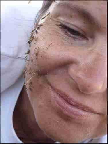 nachhaltig leben, Kompost herstellen, Daniela Shams