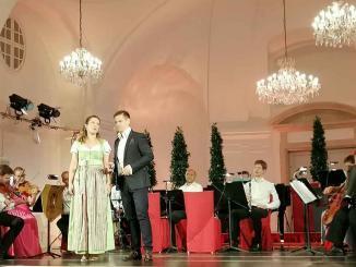 Schloss Schönbrunn, klassische Musik