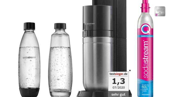Soda Stream, Wassersprudler, Lifestyle Magazin