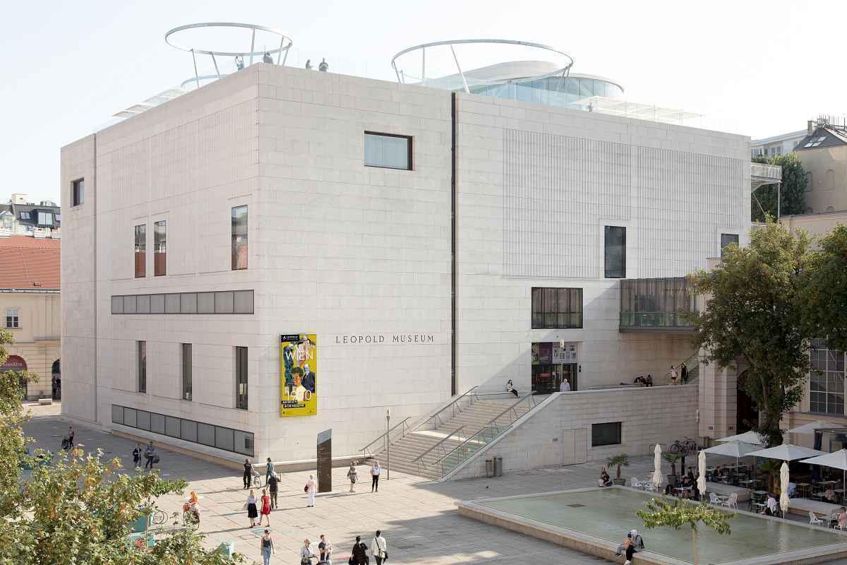 Leopold Museum, Ausstellungen 2021, Lifestyle Magazin