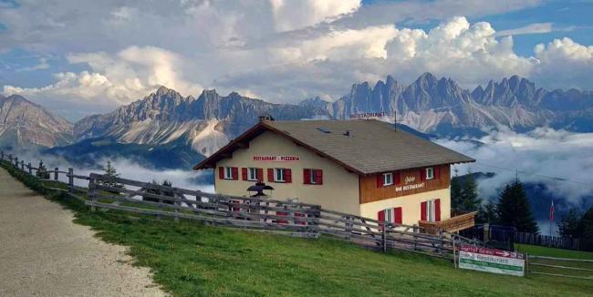 Trentiner Dolomiten, Chalet buchen, Reiseziele