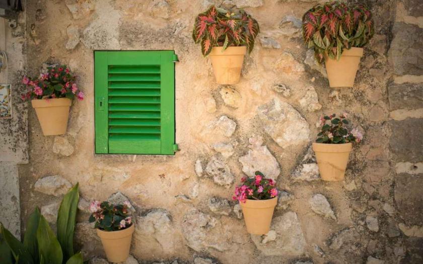 Tipps, wie Sie einen kleinen Garten gestalten!