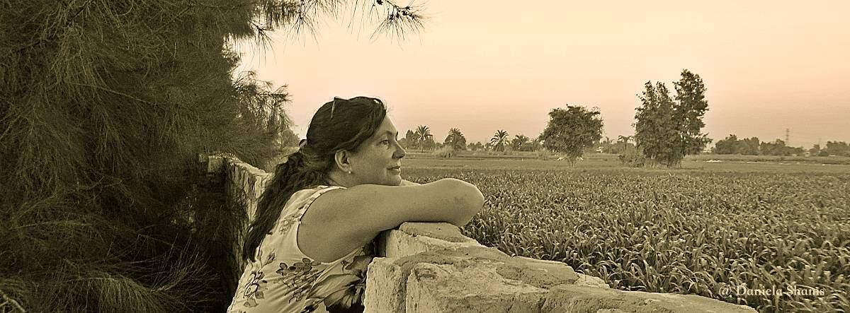 Ägypten, auf dem Land, Reportage, Daniela Shams