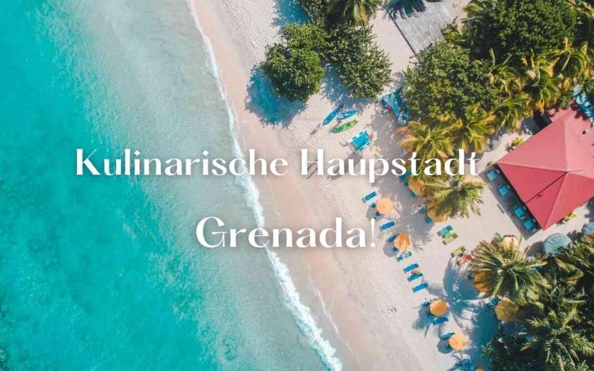 kulinarische Hauptstadt, Grenada, Gewürz der Karibik