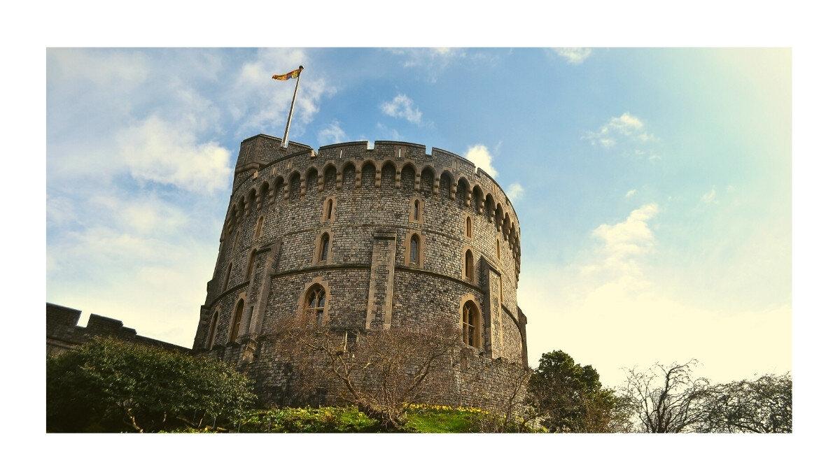 Schloss Windsor Lage, ideal von London aus, Tagesausflug nach Schloss Windsor, Online Ticket Schloss Windsor kaufen