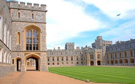 Schloss Windsor lage, reisen aktuell, online ticket kaufen